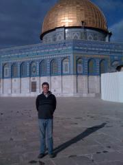 Michael on the Temple Mount